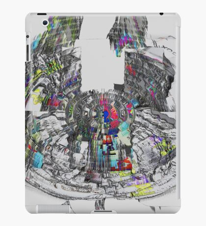 They All Go Away, The Workers I Mean iPad Case/Skin