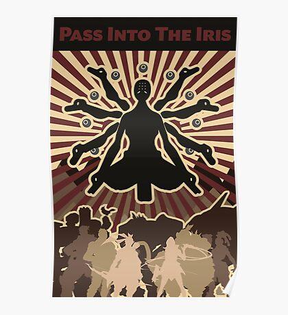 Zenyatta's Propaganda of Peace Poster