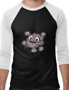 Koffing 001 Men's Baseball ¾ T-Shirt