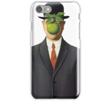 MAGRITTE iPhone Case/Skin