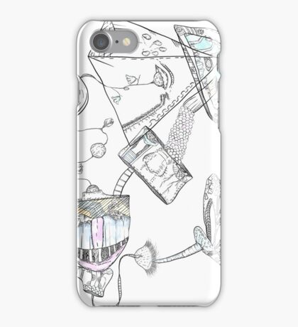 Expand your horizons  iPhone Case/Skin