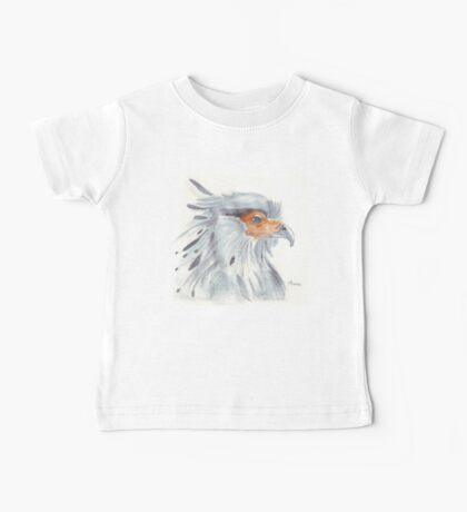Secretary Bird Baby Tee