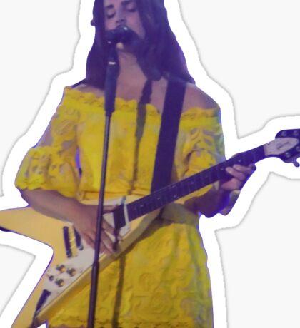 Lana Del Rey Sticker Sticker