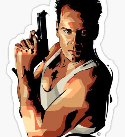 Die Hard 1 Sticker