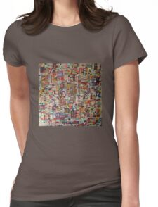 Musical Womens Fitted T-Shirt