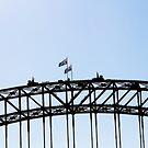 Bridge Walk by Stephen Mitchell