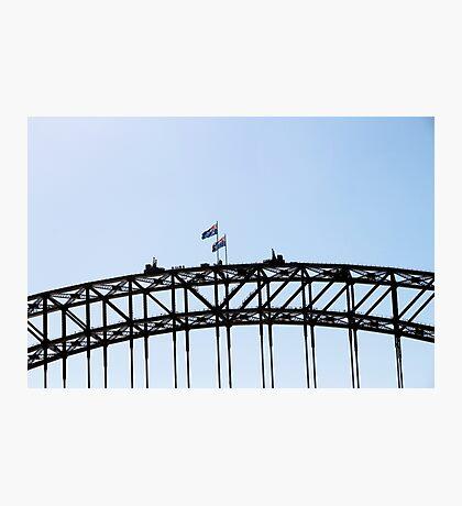 Bridge Walk Photographic Print