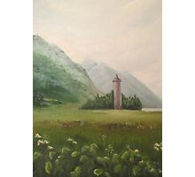 Glenfinnan Photographic Print