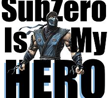 SubZero Is My Hero by KnightVII