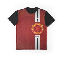 Club Manchester United F.C New Graphic T-Shirt