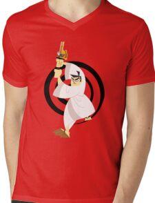 samurai jack Mens V-Neck T-Shirt