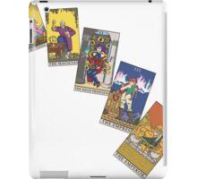 Tarot Cards 0 - 4 iPad Case/Skin