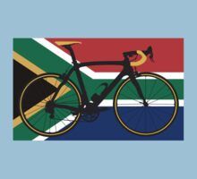 Bike Flag South Africa (Big - Highlight) by sher00