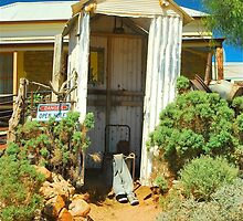 The Outback Dunny by Penny Smith