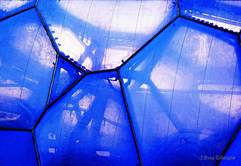 Through the Blue  by Ethna Gillespie