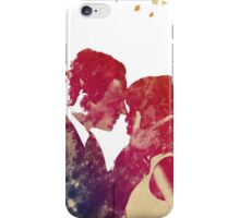 Fitz & Olivia - no background *laptop skins, and mugs added* iPhone Case/Skin
