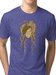 Mother Nature. Tri-blend T-Shirt