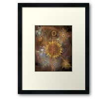 One Ring To Rule Them All - By John Robert Beck Framed Print