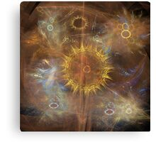 One Ring To Rule Them All (Square Version) - By John Robert Beck Canvas Print