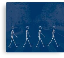 IF THE BEATLES.. Canvas Print