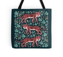 Safari Tiger by Andrea Lauren  Tote Bag