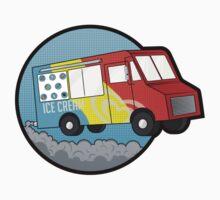Ice Cream Truck by undeadorange
