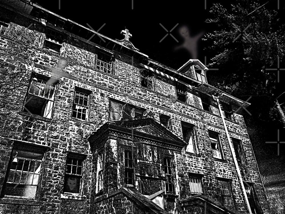 Ghostly St. Mary's of the Ozarks by Susan S. Kline