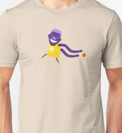 Magic Johnson's Magic Touch Unisex T-Shirt