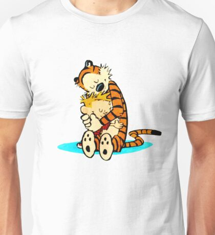 Calvin and Hobbes - Best Friend Unisex T-Shirt