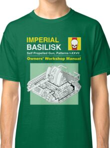 Owner's Manual (green) Classic T-Shirt