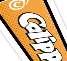 Orange Calippo Sticker