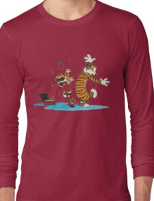 Dancing Together Long Sleeve T-Shirt