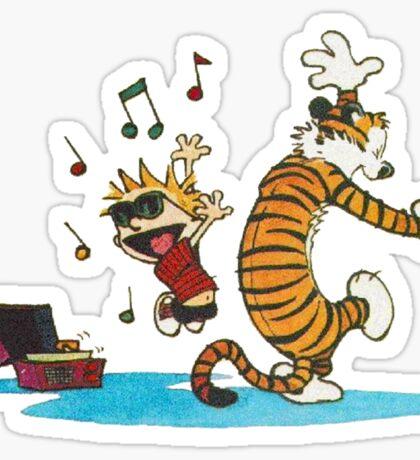 Dancing Together Sticker
