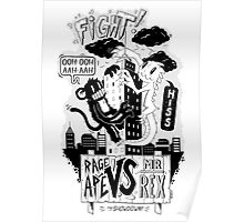 Fight! Poster