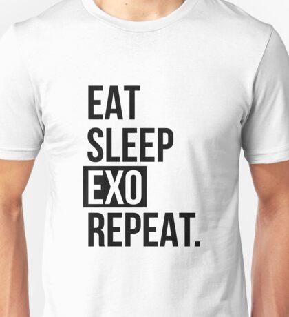 EXO ALL DAY ERR DAY Unisex T-Shirt