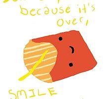 Fries Make Me Smile by GullibleGuppyyy