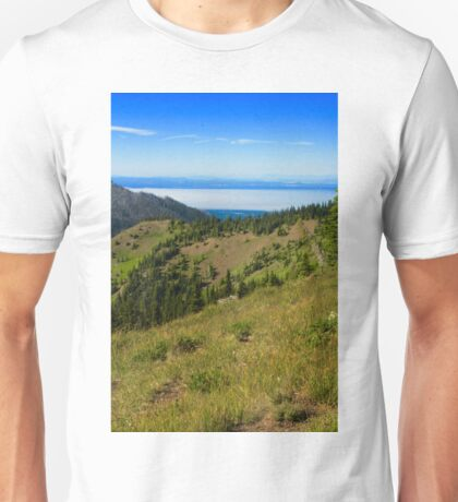 Mountain Meadows and Straits Unisex T-Shirt