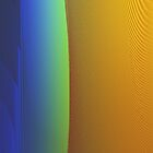Pixelsorted gradient /1 by Jules Muijsers