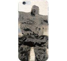 The Inukshuk of Blackcomb iPhone Case/Skin