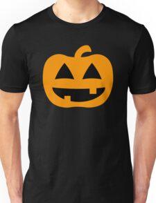 Happy Jack-O-Lantern Pumpkin Unisex T-Shirt