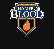 Champion Blood Shirt (Clean) Unisex T-Shirt