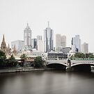 Melbourne CBD #2 [Long Exposures] by Tracy Edgar
