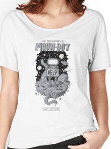 Moonbot Women's Relaxed Fit T-Shirt