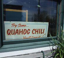 quahog chili by Maureen Zaharie