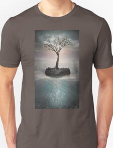 The Roots Below the Earth (Tree of Solitude) T-Shirt