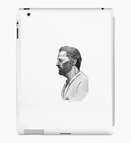 The Knight of Bear Island iPad Case/Skin