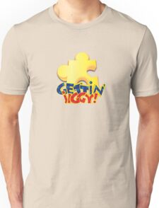 Gettin' Jiggy! Unisex T-Shirt