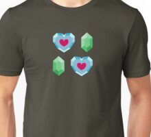 Hearts & Rupees Unisex T-Shirt
