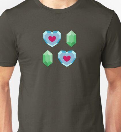 Hearts & Rupees Unisex T-Shirt