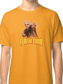 Guy Fieri - Flavor Town Classic T-Shirt
